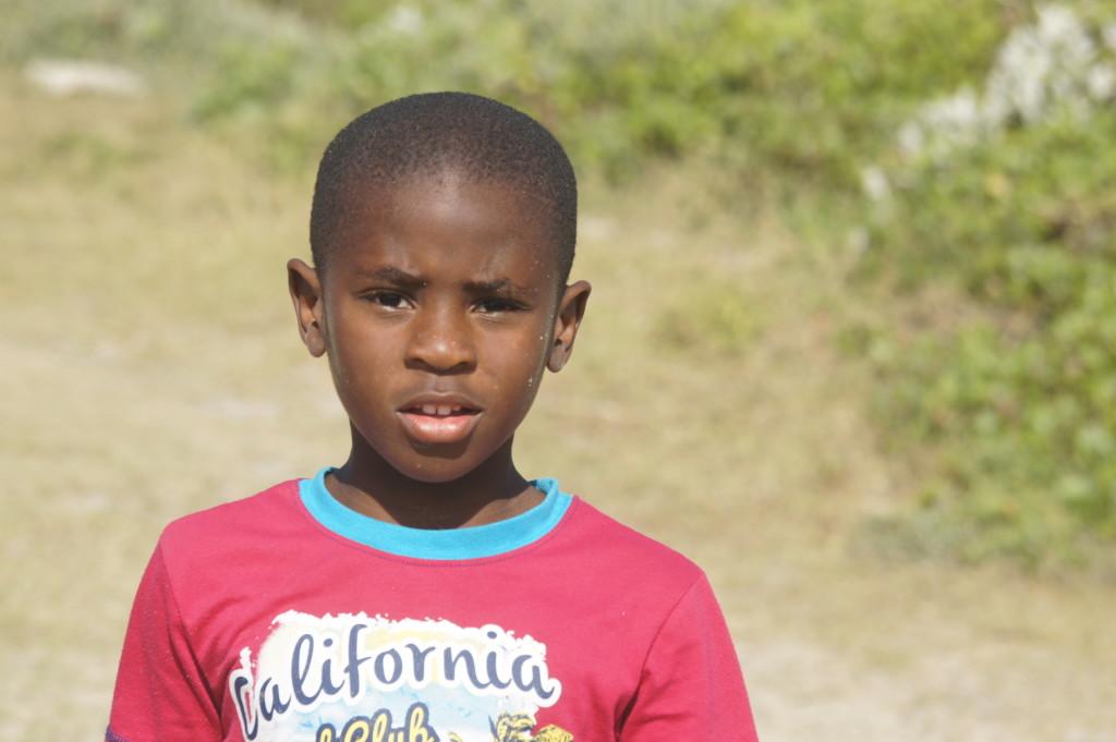 Sunelle's child